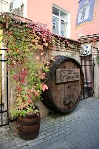 Medeltida restaurang Riga