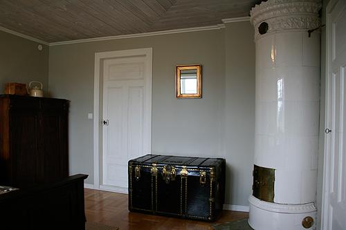 Inred ditt sovrum i New England stil