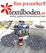 Textilboden Bloggtävling