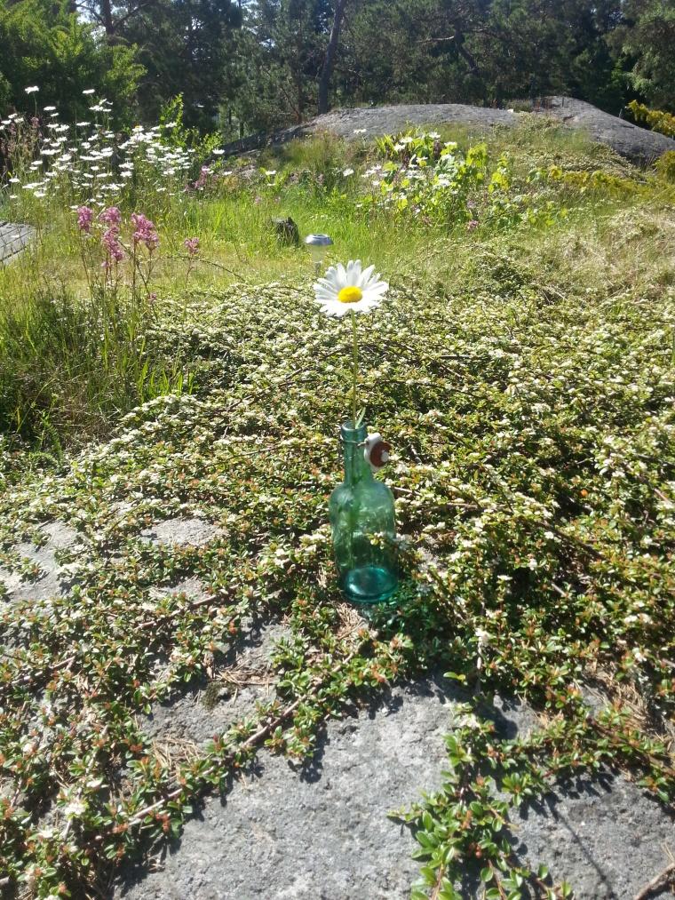 Blommor inredning