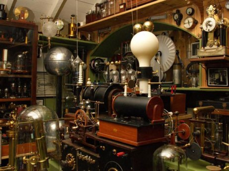 Inredning steampunk