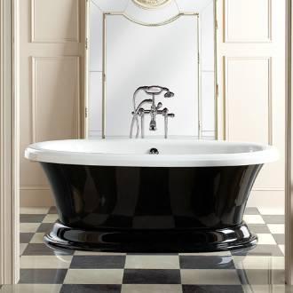 Klassiskt badkar