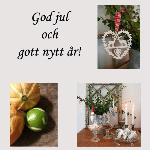 God jul från Inredhemma