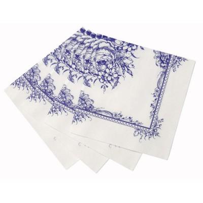porcelain-servetter