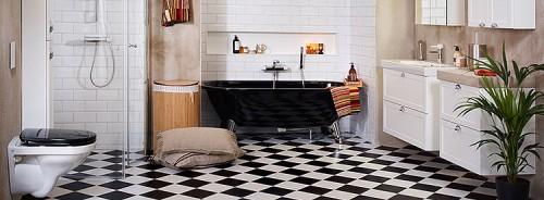 Mellanstort badrum