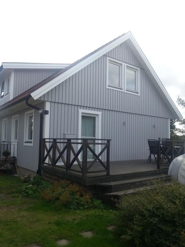 Hus 80-talet renoverat