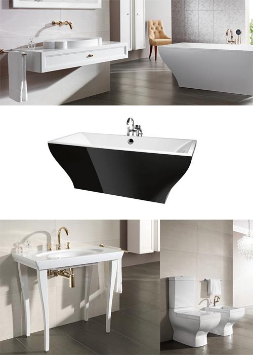 Villeroy & boch badrumsinredning