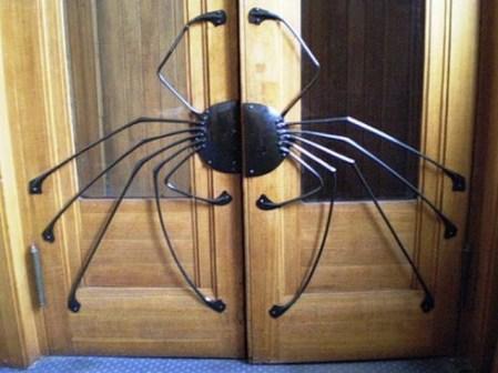 Dörrhandtag spindel